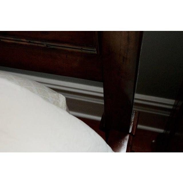 Bernhardt Vintage Patina Collection King Bed For Sale - Image 11 of 11