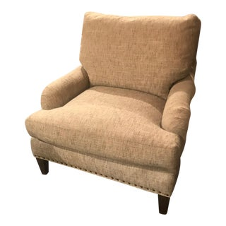 Lee Industries Club Chair For Sale