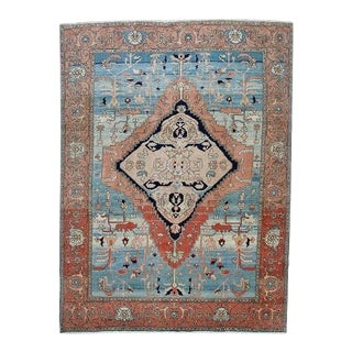 Leon Banilivi Persian Bakhshaish Rug - 9′ × 12′ For Sale
