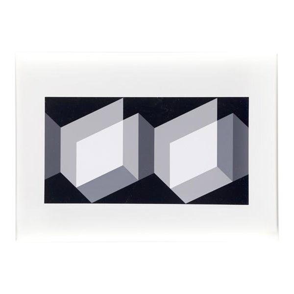 "Josef Albers ""Portfolio 1, Folder 27, Image 2"" Print For Sale"