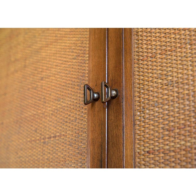 Mid-Century Modern Armoire Dresser - Image 7 of 7
