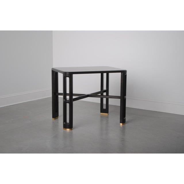 Traditional Duval End Table For Sale - Image 3 of 3
