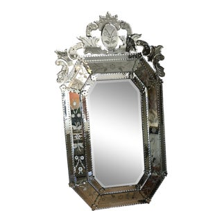 Venetian Palazzo Mirror, 1940s
