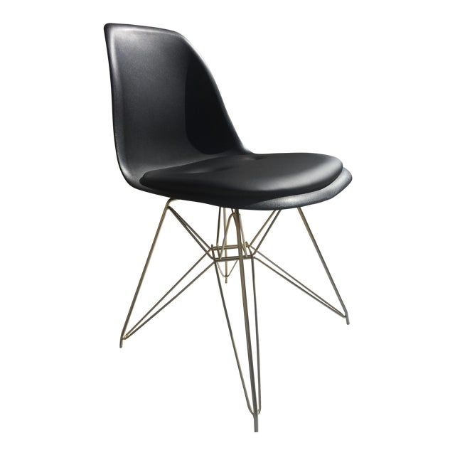 Upcycled Eames Replica Chair - Image 1 of 9