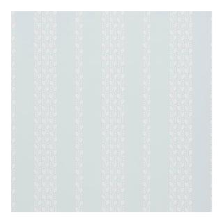 Sample - Schumacher Lillian Vine Wallpaper in Mineral For Sale
