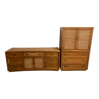 Vaughan of Virginia Dressers - A Pair For Sale
