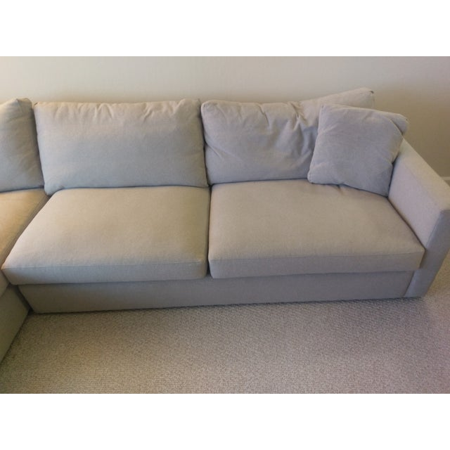 HD Buttercup Couch and Chaise Set - Image 6 of 8