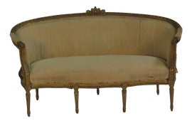 Image of Newly Made French Loveseats