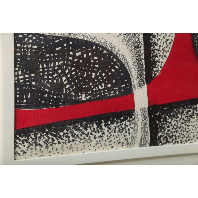 1950s Angelo Testa Painting For Sale - Image 5 of 6