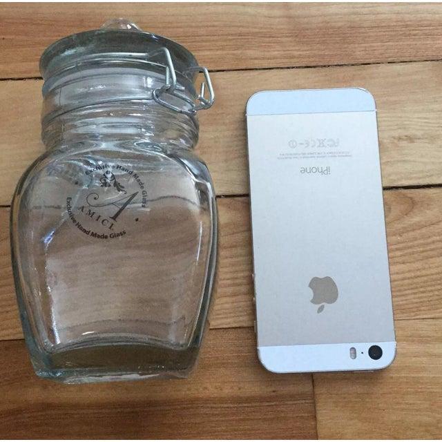 Global Amici Glass Jars - Set of 4 - Image 5 of 9