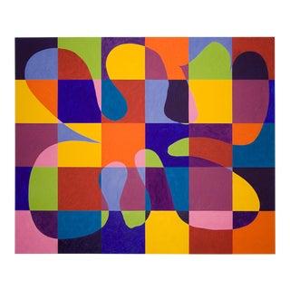 "Dana Gordon ""Pulse (Ref 01)"" Painting For Sale"
