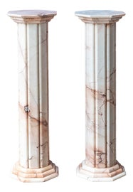 Image of Art Deco Pedestals and Columns