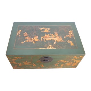Chinese Blanket Chest/Trunk For Sale