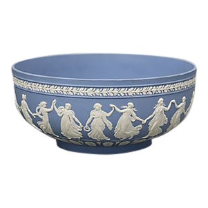 "Wedgwood Jasperware ""Dancing Hours"" Bowl For Sale"