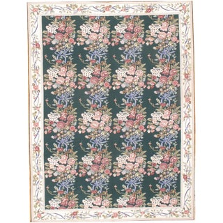 """Pasargad N Y Abusson Flat Weave Rug -- 8'7"""" X 11'6"""" For Sale"""