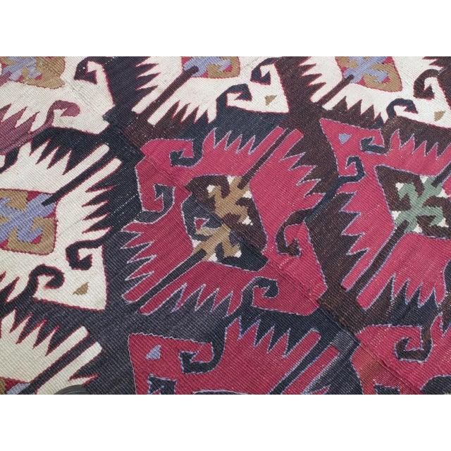 Adana Kilim For Sale In New York - Image 6 of 7