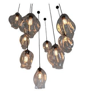 Handcrafted Glass Pendant Lighting, Oliver Höglund For Sale