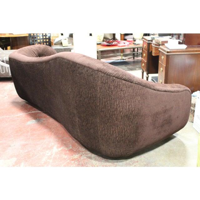 Tomlinson / Erwin - Lambeth Vintage Irwin Lambeth Asymmetrical Cloud Sofa For Sale - Image 4 of 13