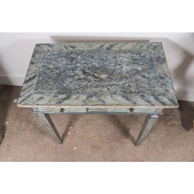 18th Century Italian Painted Table - Image 2 of 7