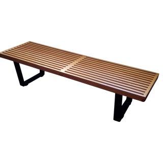 Herman Miller Nelson Platform Bench For Sale