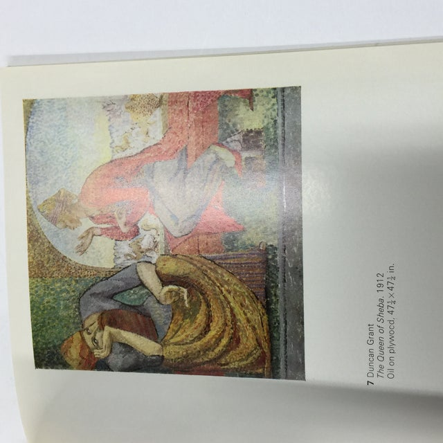 """""""British Painting 1910-1945"""" Tate Gallery Morphet For Sale - Image 5 of 10"""