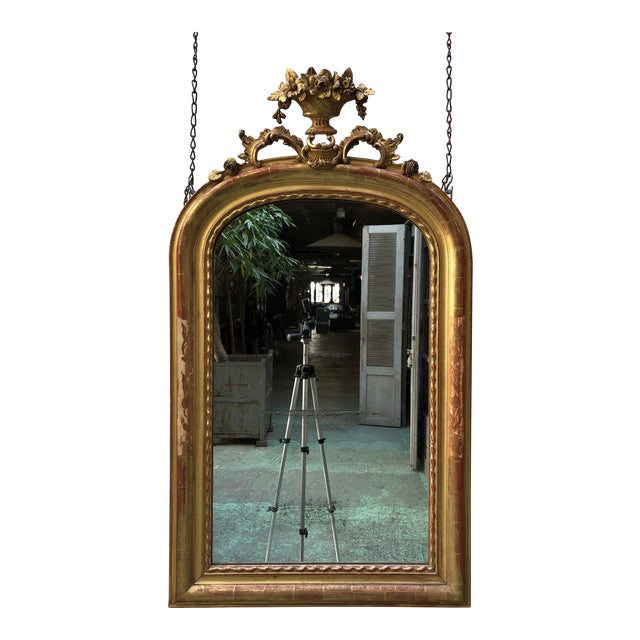 19th Century Mirror, France For Sale