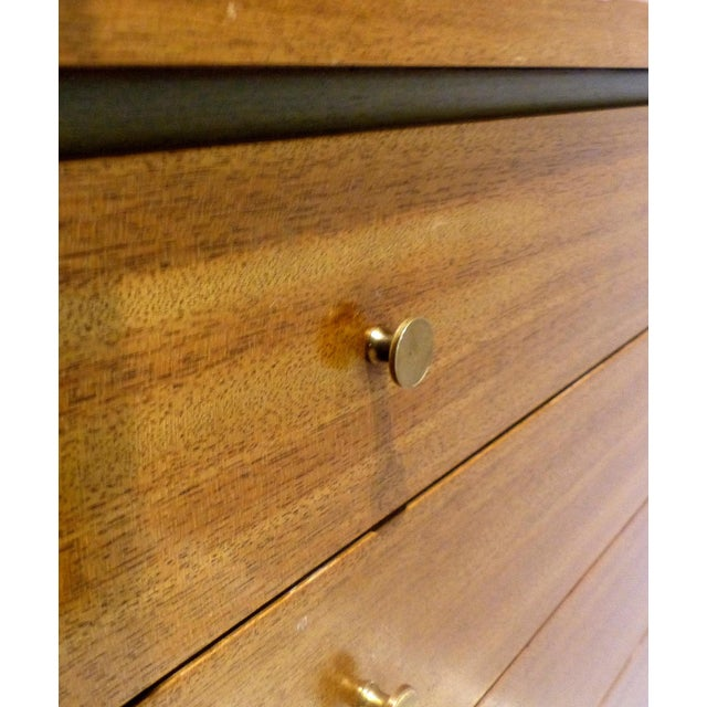 Mid-Century Modern Paul McCobb for Calvin Furniture Breakfront For Sale - Image 9 of 13