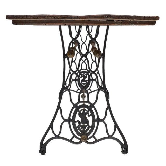 Exceptional French Antique Farm Table DECASO - Farm table austin