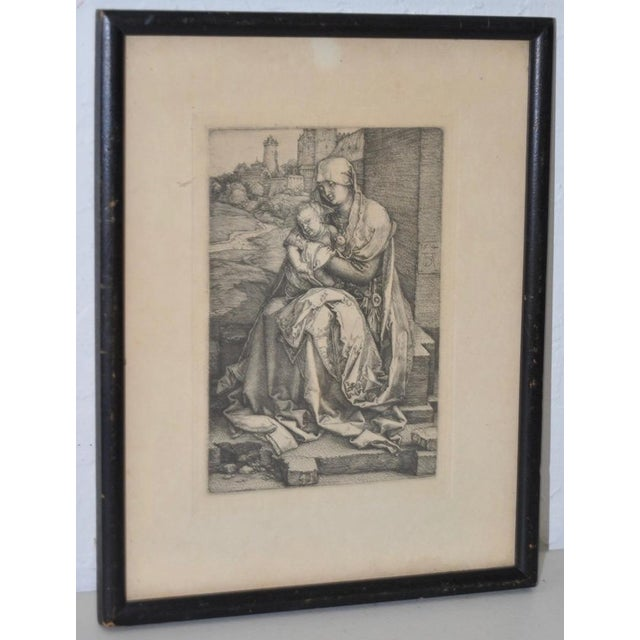 Antique Engraving After Albrecht Durer - Image 2 of 7