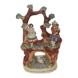 Circa 1880s Staffordshire Figurine