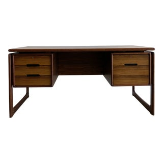 Dyrlund Rosewood Executive Desk For Sale