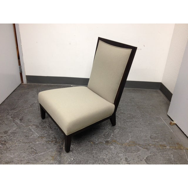 Contemporary Lorin Plain Lounge Chair - Image 2 of 9