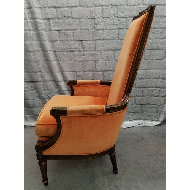 1920s 1920s Traditional Hibriten Eastlake Style Chair For Sale - Image 5 of 10