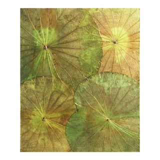 Lotus Leaf Wall Hanging For Sale