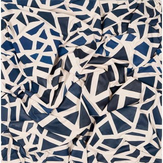 """""""Blue Softened Shapes"""" For Sale"""