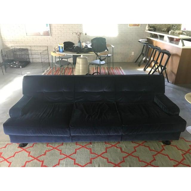 Marco Zanuso Square Sofa, 1966 For Sale - Image 9 of 9