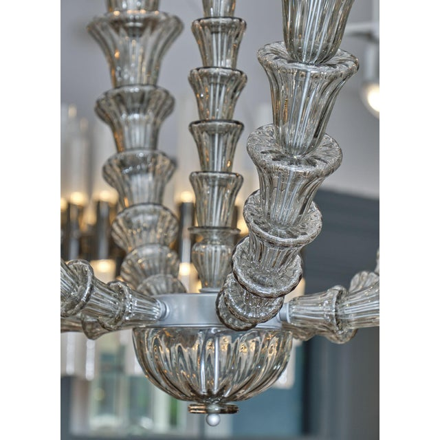 Murano Glass Rezzonico Chandelier For Sale In Austin - Image 6 of 10