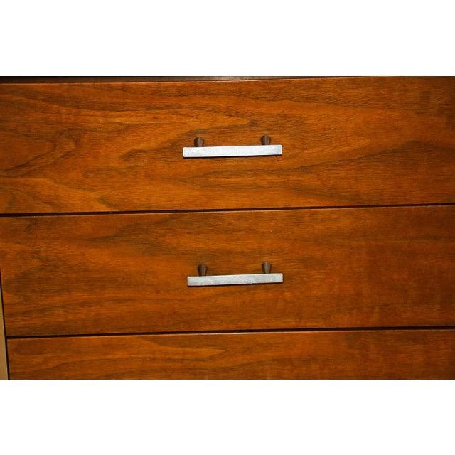 Mid Century Paul McCobb Calvin Group Dresser Media Center Bar Cabinet For Sale In Baltimore - Image 6 of 8