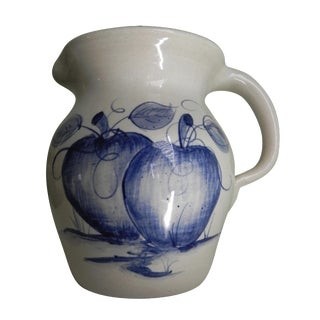 Yesteryears Pottery Pitcher