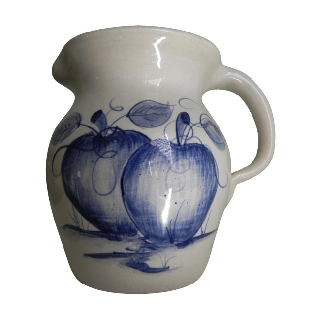 Yesteryears Pottery Pitcher For Sale