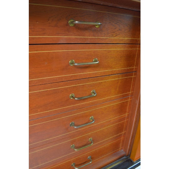 French Mid-Century Modern Sideboard - Image 4 of 5