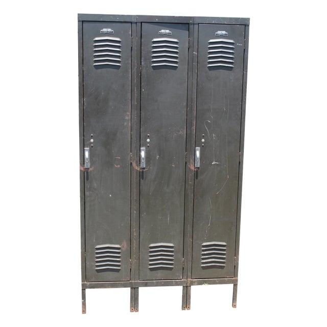 Vintage Metal Lockers For Sale