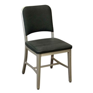 Emeco Corp. Green Office Chair For Sale