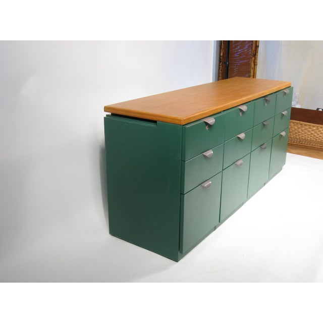 Haworth File Cabinets - Set of 4 - Image 3 of 11