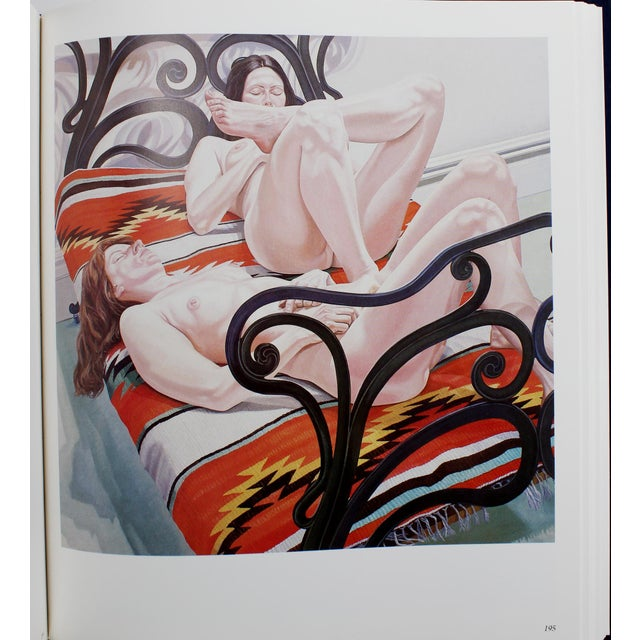 1980s Philip Pearlstein: The Complete Paintings, First Edition For Sale - Image 5 of 11