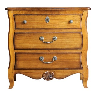 French Country Style Chest of Drawers For Sale