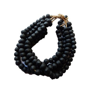 Jumbo Glass Trade Beads - Set of 5
