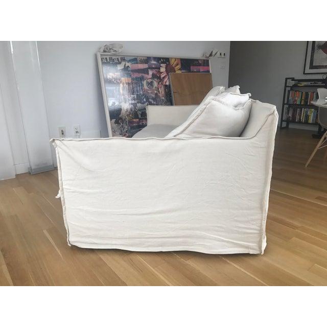 Modern Create and Barrel Oasis Sofa - Image 4 of 6