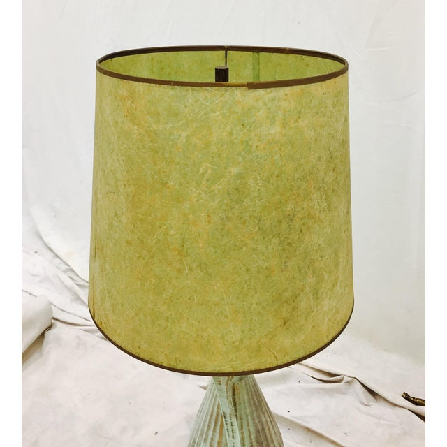 Mid-Century Modern Atomic Style Lamp For Sale - Image 10 of 11