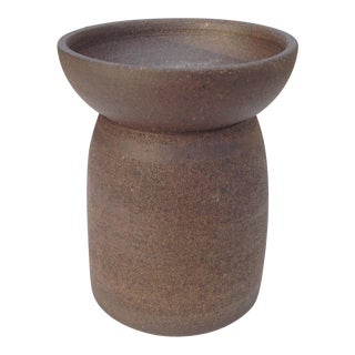 Studio Pottery | Architectural Pottery | Modern Studio Pottery | Ceramic Vase | Decorative Vases | Flower Vases | Pottery For Sale